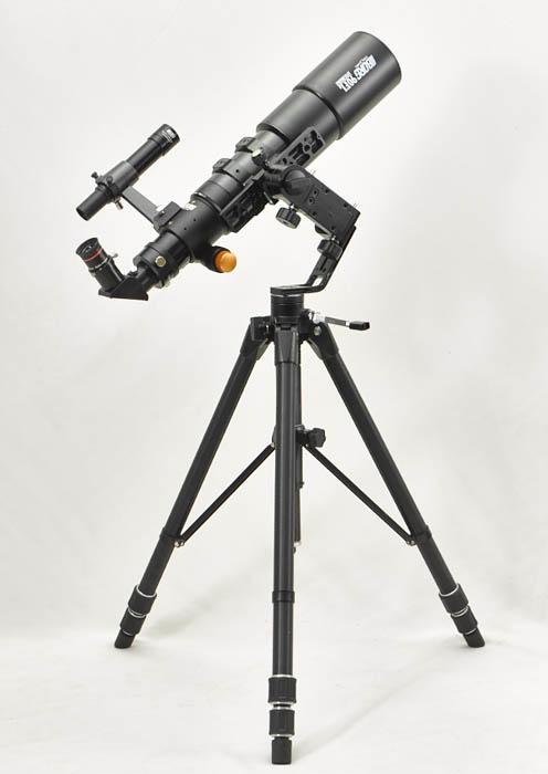 BORG 90FL天体フルセットCR