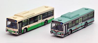 奈良交通新旧カラー2台セット