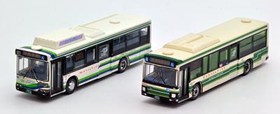 東京ベイシティ交通新旧カラー2台セット