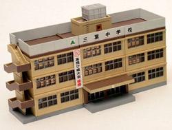 「建物コレクション 中学校」の画像検索結果