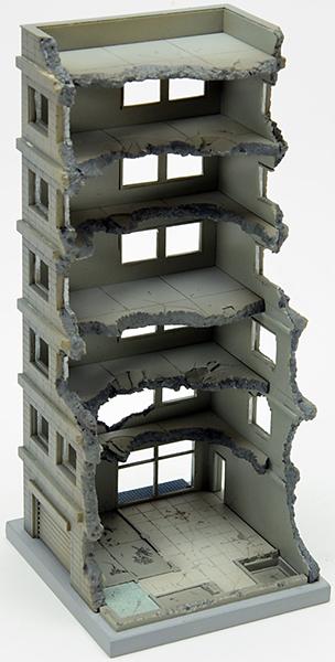 解体中の建物A