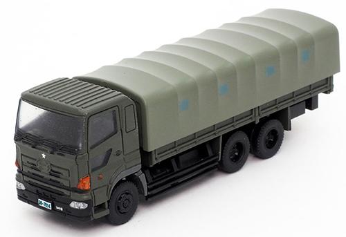 自衛隊 特大型トラックセット
