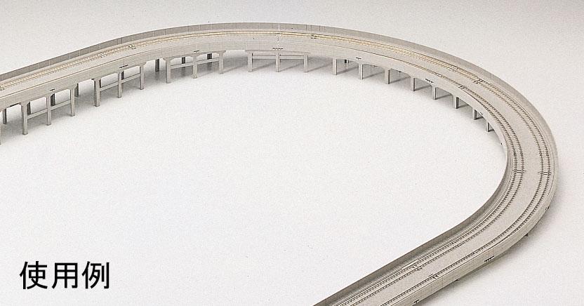 複線勾配橋脚セット(10個1組)|...