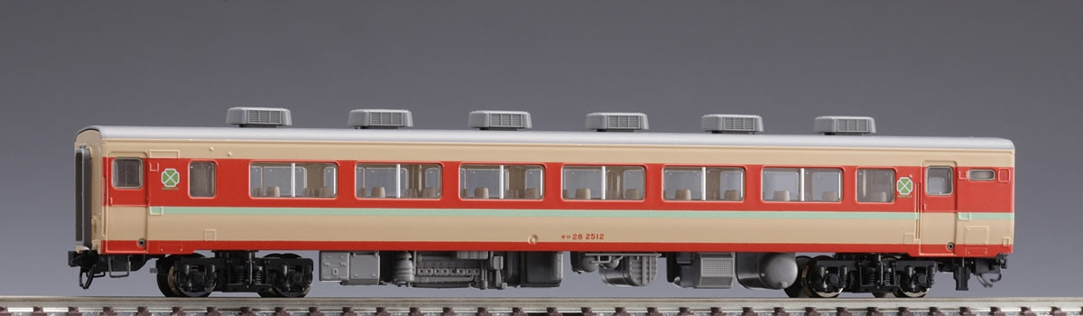 国鉄ディーゼルカー キロ28-2500...