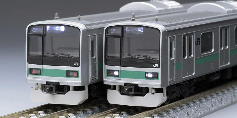 98277 JR 209-1000系通勤電車基本セット 【送料無料】 トミーテック 【Nゲージ】 (4両)